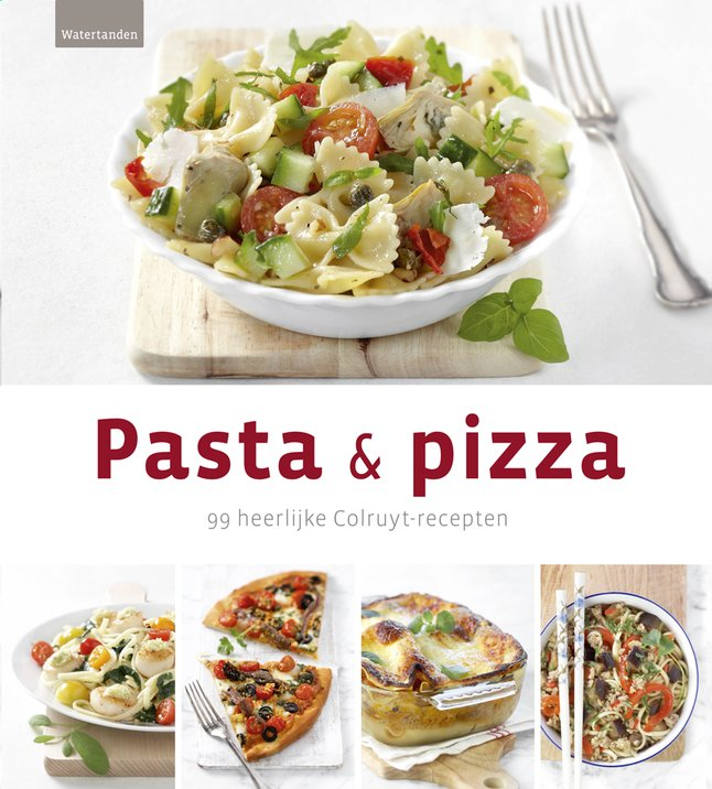 Afbeelding van Pasta & Pizza from ColliShop