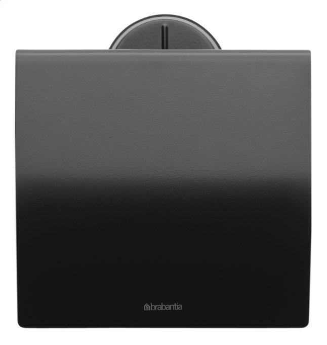 Image pour Brabantia porte-rouleau noir à partir de ColliShop