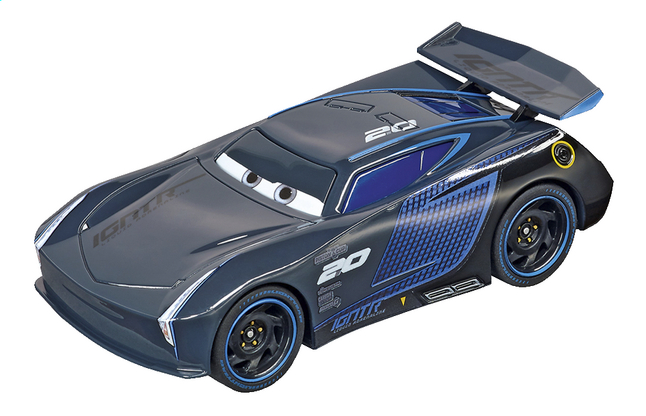 carrera go voiture disney cars 3 jackson storm collishop. Black Bedroom Furniture Sets. Home Design Ideas