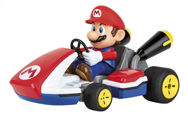 carrera voiture rc mario kart mario collishop. Black Bedroom Furniture Sets. Home Design Ideas