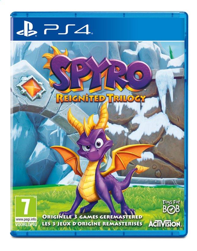 Image pour PS4 Spyro Reignited Trilogy FR/NL à partir de ColliShop