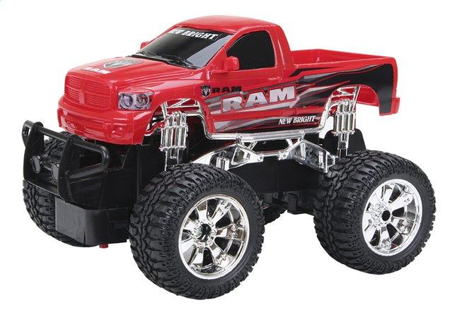 Image pour New Bright voiture RC RAM rouge à partir de ColliShop