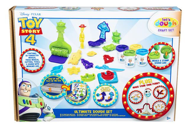 Toy Story 4 Ultieme kleiset