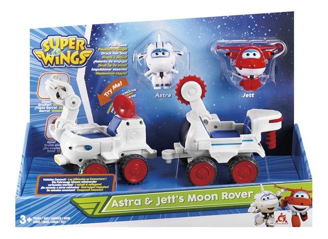 Image pour Véhicules Super Wings Astra & Jett's Moon Rover à partir de ColliShop