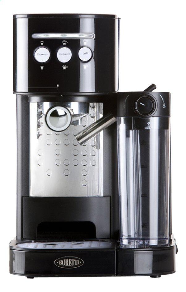 Afbeelding van Boretti Espressomachine B400 zwart from ColliShop