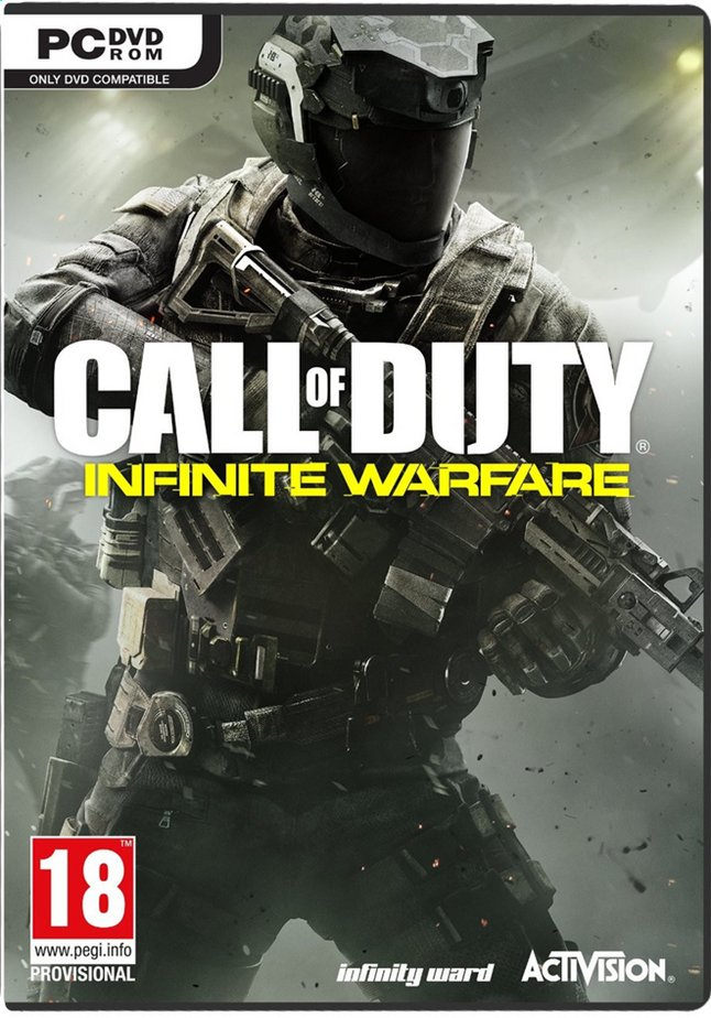 Image pour PC Call of Duty: Infinite Warfare ANG/FR à partir de ColliShop