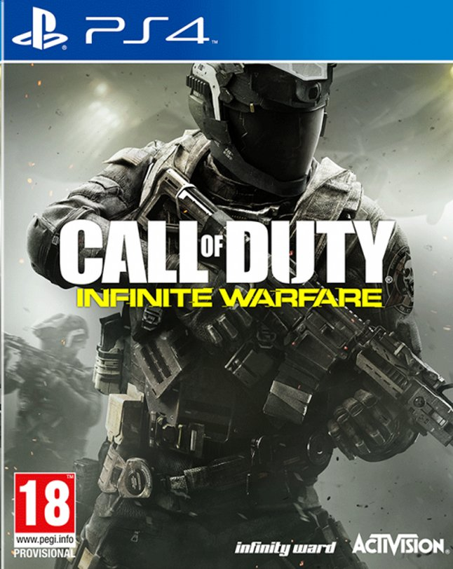 Afbeelding van PS4 Call of Duty: Infinite Warfare ENG/FR from ColliShop