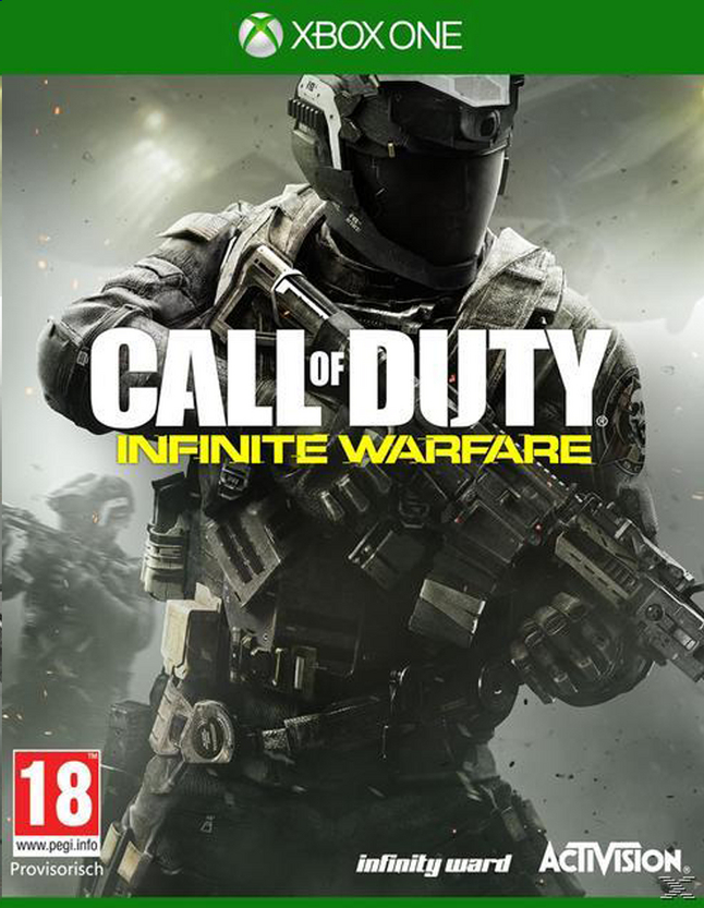 Afbeelding van XBOX One Call of Duty: Infinite Warfare ENG/FR from ColliShop