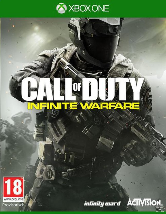 Image pour XBOX One Call of Duty: Infinite Warfare ANG/FR à partir de ColliShop