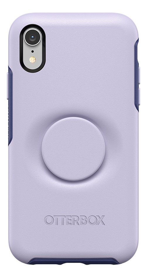 Image pour Otterbox coque Otter + Pop Symmetry Series Case pour iPhone Xr Lilac Dusk à partir de ColliShop