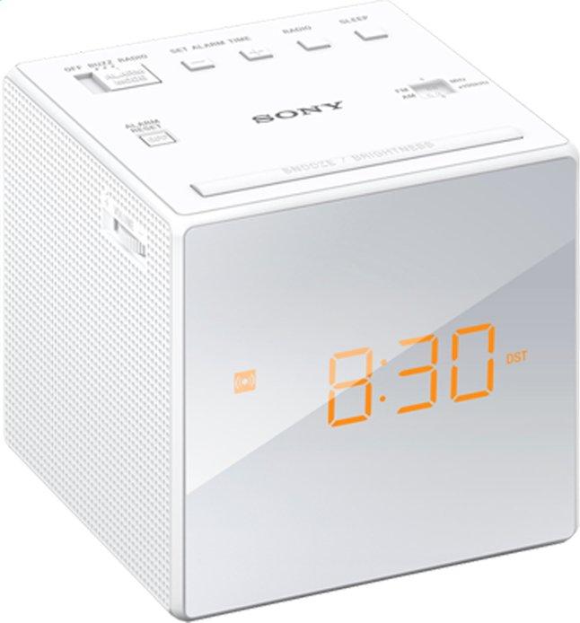 Image pour Sony radio-réveil ICF-C1 blanc à partir de ColliShop