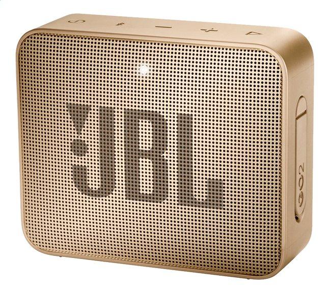 Afbeelding van JBL bluetooth luidspreker GO 2 champagne from ColliShop