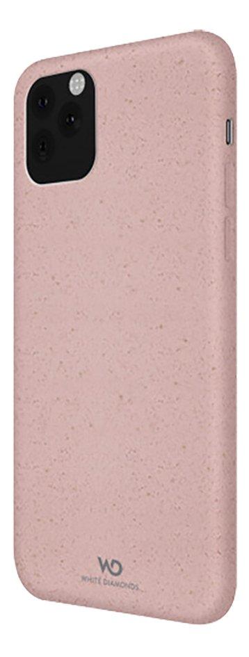 White Diamonds Cover Good voor iPhone 11 Pro roze