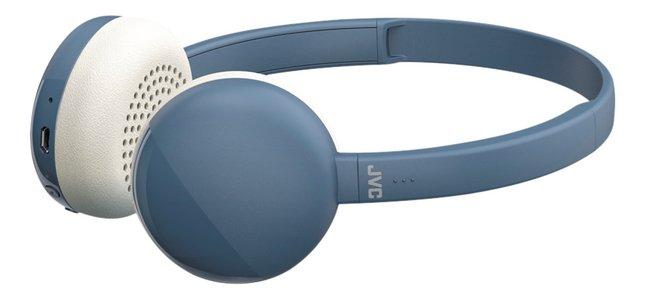 Afbeelding van JVC Bluetooth hoofdtelefoon HA-S20BT-P-E blauw from ColliShop