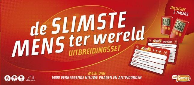 Afbeelding van De Slimste Mens ter Wereld - Uitbreidingsset from ColliShop