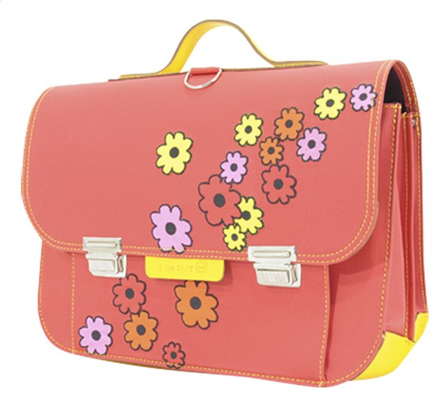 Image pour # Own Stuff cartable Flowers Red 38 cm à partir de ColliShop