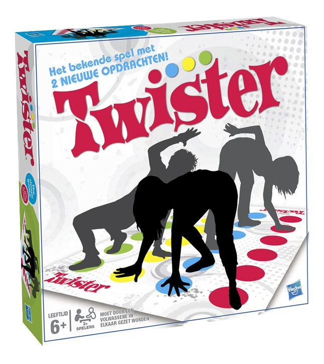 Afbeelding van Twister from ColliShop