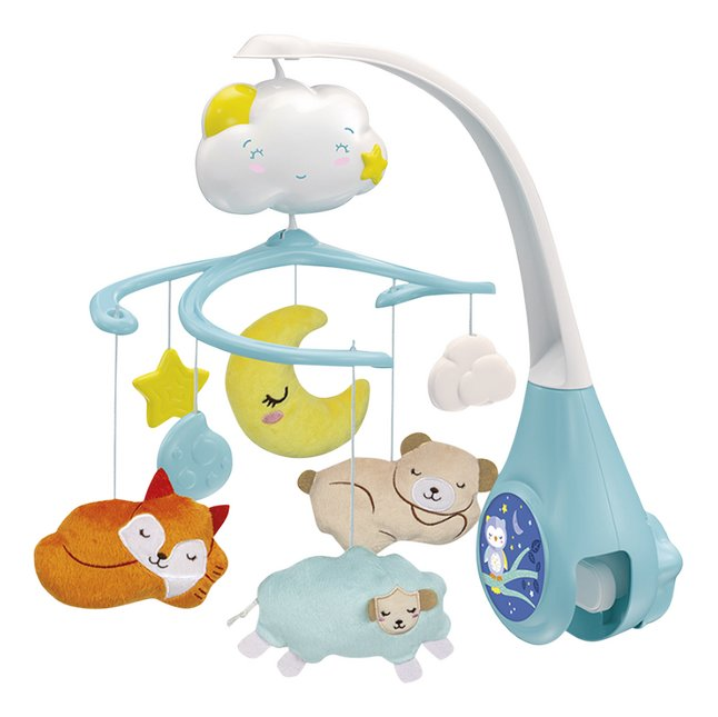 baby Clementoni mobile musical Nuage & animaux