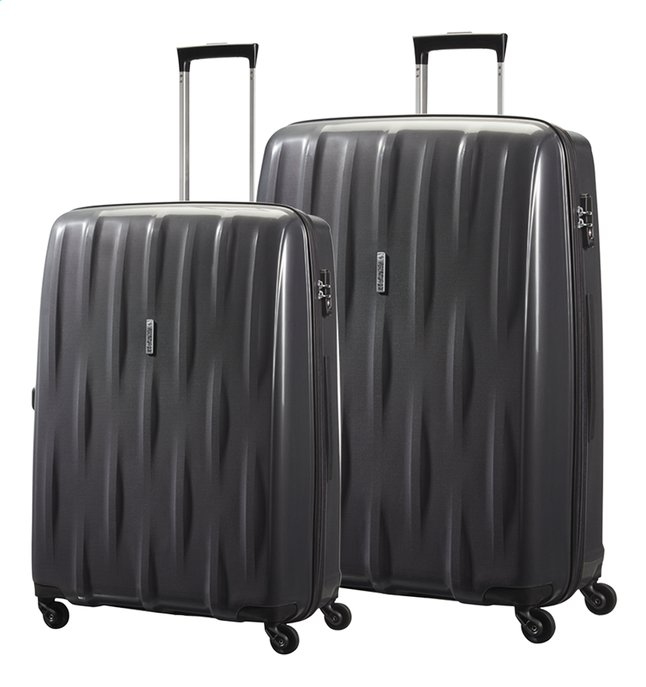 Image pour American Tourister Set de valises rigides Waverider Spinner à partir de ColliShop