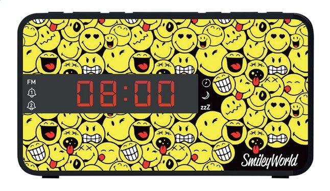 Image pour bigben radio-réveil RR16 Smiley à partir de ColliShop