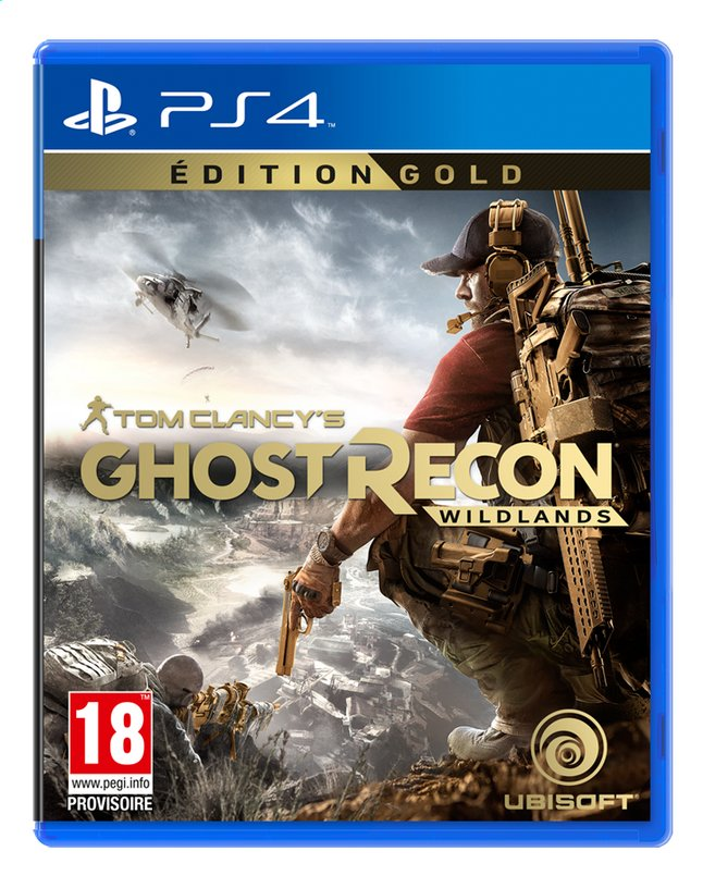 Image pour PS4 Tom Clancy's Ghost Recon: Wildlands Gold Edition FR/ANG à partir de ColliShop