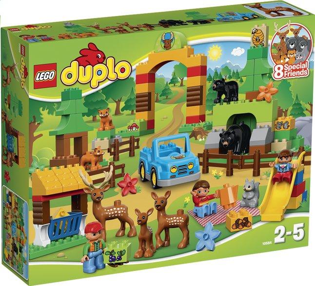 Image pour LEGO DUPLO 10584 Le parc de la forêt à partir de ColliShop