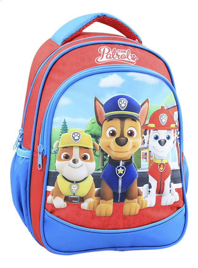 41ff301a417 Afbeelding van Rugzak PAW Patrol rood from ColliShop