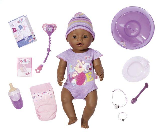 Image pour BABY born poupée interactive Ethnic à partir de ColliShop
