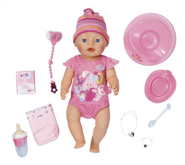 Afbeelding van BABY born interactieve pop Meisje from ColliShop