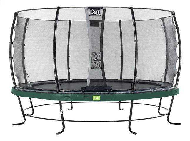 Image pour EXIT ensemble trampoline Elegant Economy Ø 4,27 m vert à partir de ColliShop
