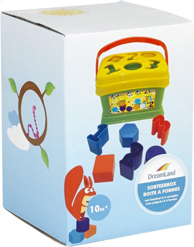 Image pour DreamLand Boîte à formes à partir de ColliShop