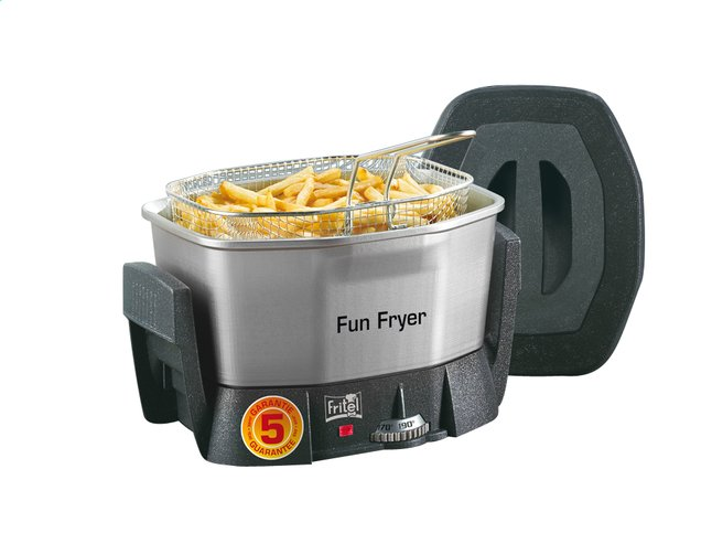 Afbeelding van Fritel friteuse-fondue FF1200 from ColliShop