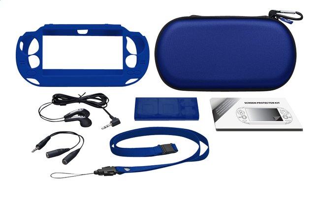 Image pour bigben Essential Pack pour PS Vita Slim bleu à partir de ColliShop