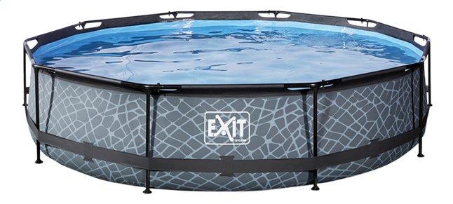 EXIT piscine Stone Ø 3,60 m