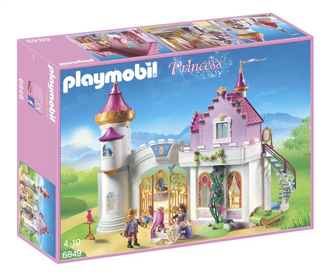 Image pour Playmobil Princess 6849 Manoir royal à partir de ColliShop