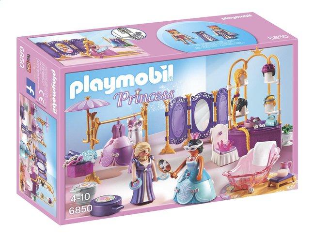 Image pour Playmobil Princess 6850 Salon de beauté avec princesses à partir de ColliShop