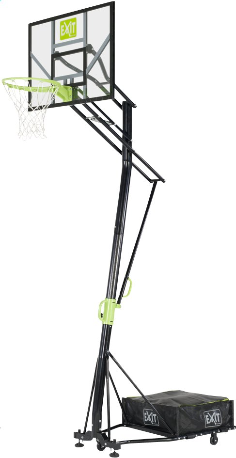 Afbeelding van EXIT basketbalbord op voet Galaxy from ColliShop