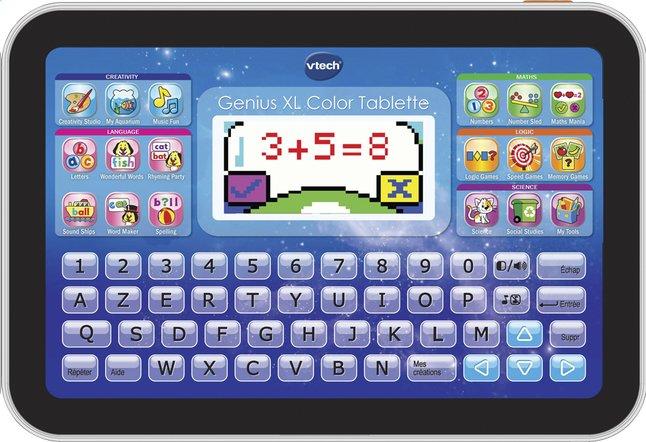 Afbeelding van VTech Genius XL Color Tablette noir FR from ColliShop