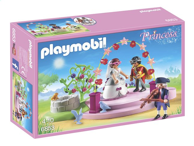 Image pour Playmobil Princess 6853 Couple princier masqué à partir de ColliShop