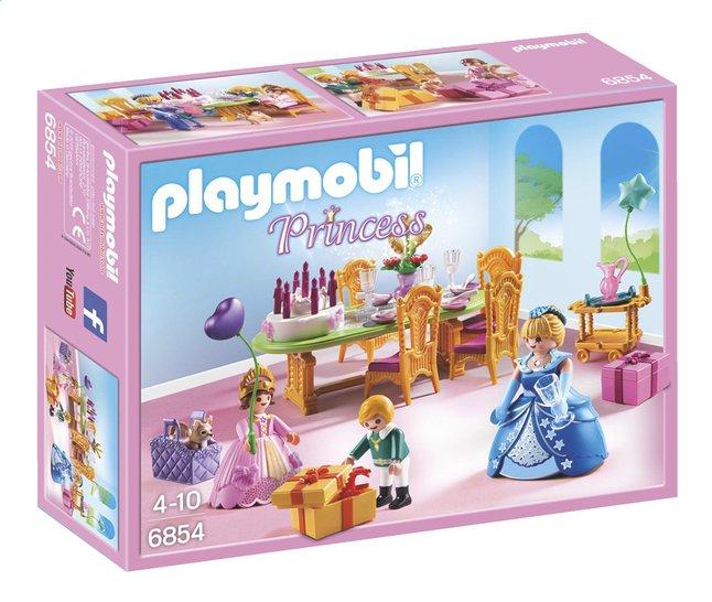 Image pour Playmobil Princess 6854 Salle à manger pour anniversaire princier à partir de ColliShop