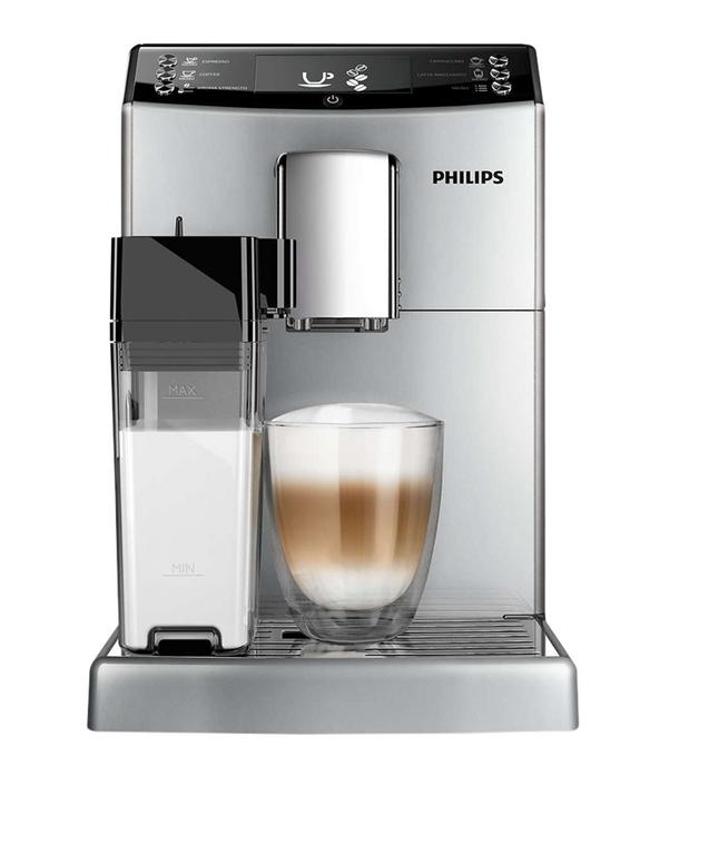 Afbeelding van Philips Volautomatische espressomachine 3100 Series EP3551/10 zilver from ColliShop