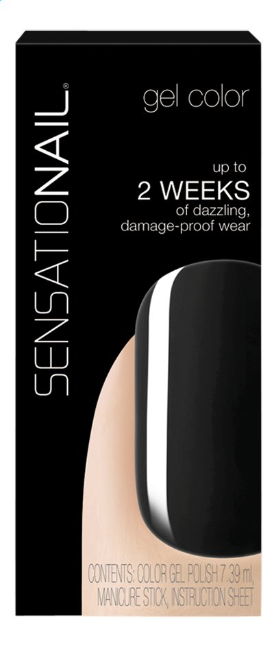 Afbeelding van SensatioNail Gel Polish Midnight rendez-vous from ColliShop