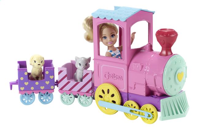 Image pour Barbie Club Chelsea - Train magique à partir de ColliShop
