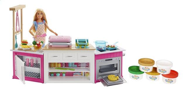 Barbie Cuisine De Luxe Pas Cher A Prix Discount