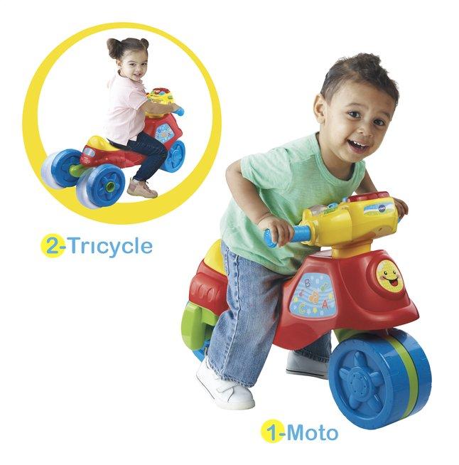 Image pour VTech Cyclo-moto 2 en 1 à partir de ColliShop