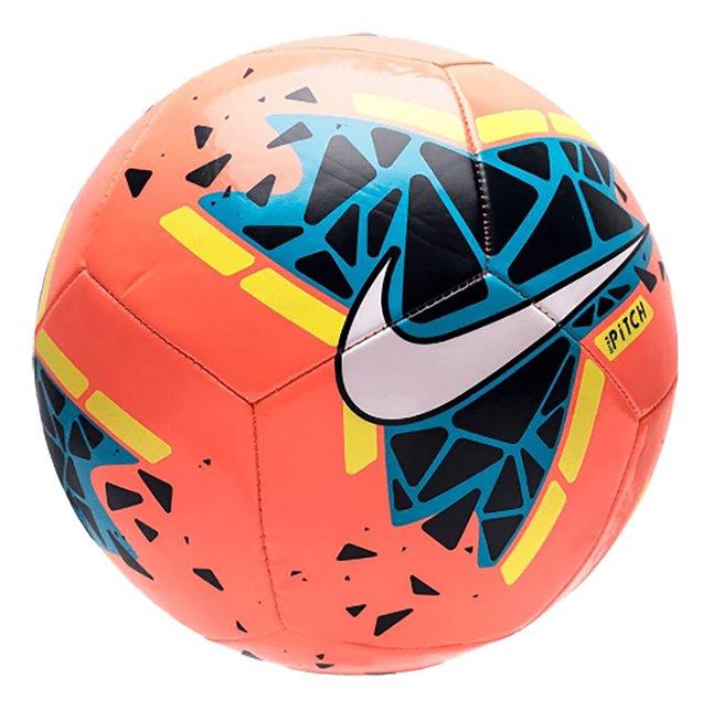 Nike voetbal Pitch Mango maat 5