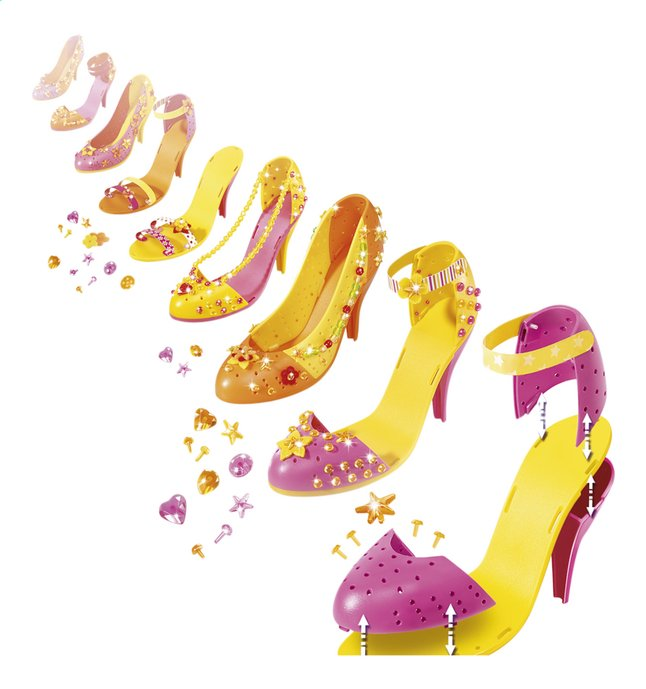 Afbeelding van Ravensburger So Styly I Love Shoes Flowers from ColliShop