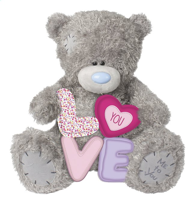 Hedendaags Me to You knuffel Love 53 cm | ColliShop VS-56