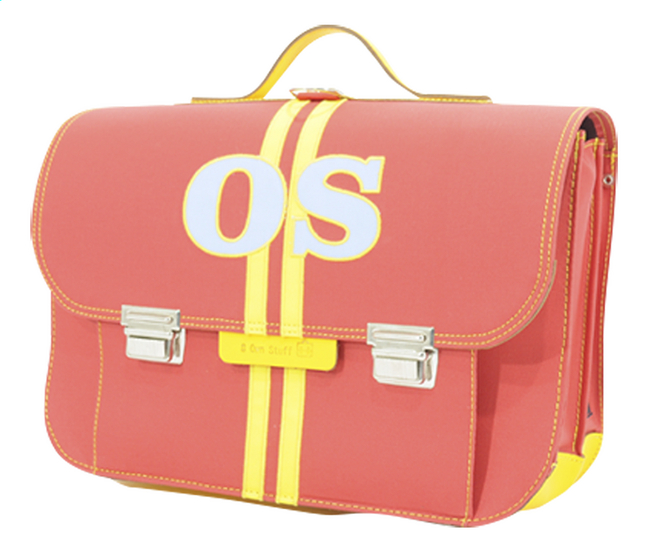 Image pour # Own Stuff cartable OS Red 38 cm à partir de ColliShop