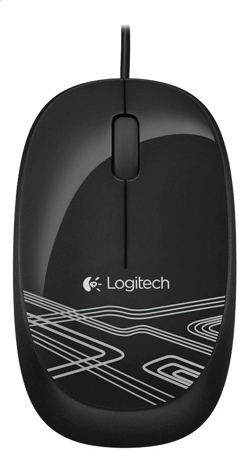 Afbeelding van Logitech muis M105 zwart from ColliShop